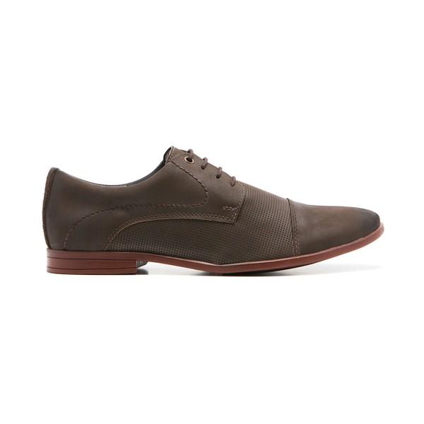 Sapato Masculino Quebec Arlon Brown