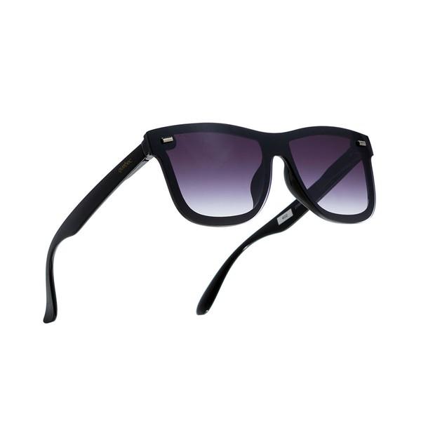 Óculos Solar Quadrado Sport Quebec Black