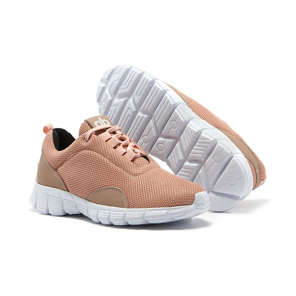 TENIS FEMININO ATHLETIC ROSA