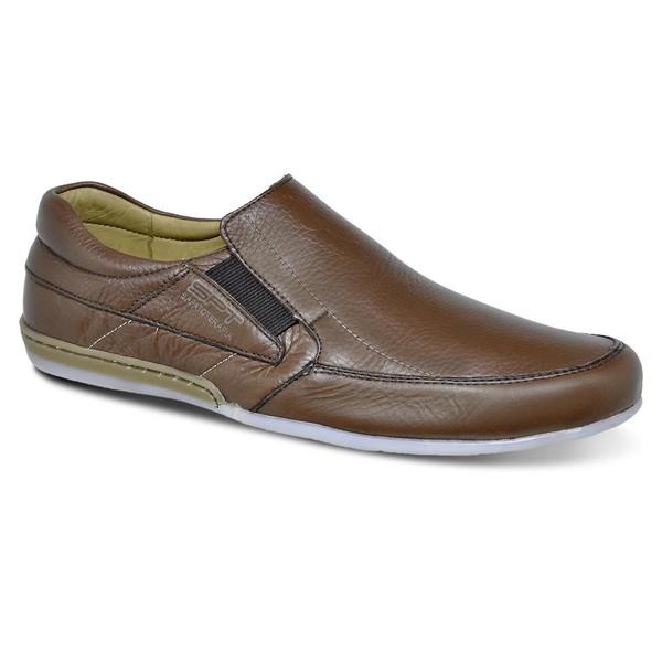 Sapato Casual Conforto Sapatoterapia New Oceanic Troy Amendoa