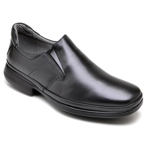 Sapato Super Leve Sapatoterapia Preto Cadenza
