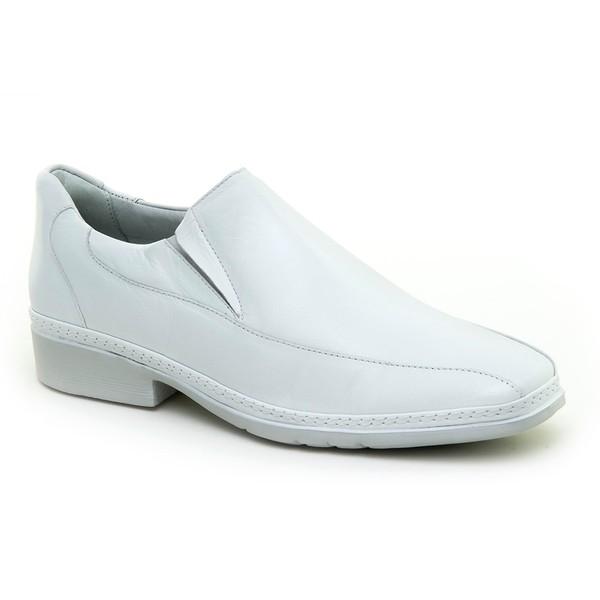 Sapato Captiva Super Leve Sapatoterapia Branco