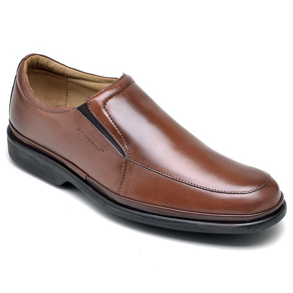 Sapato Masculino Amortecedor Sapatoterapia Pinhão Excellence