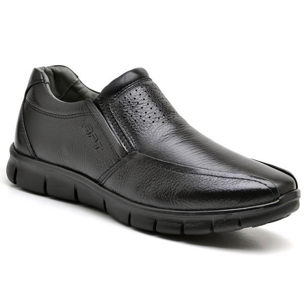 Sapato Casual Sapatoterapia Preto Kicks