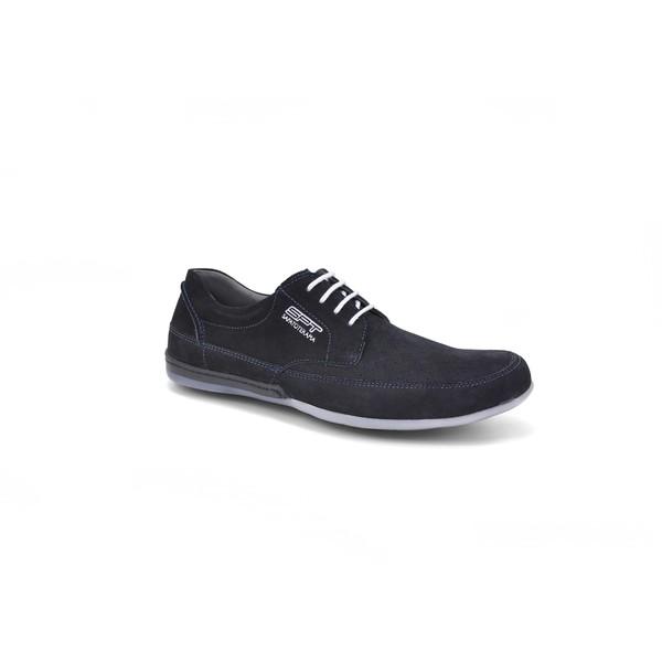 Sapato Casual Sapatoterapia Marinho New Oceanic