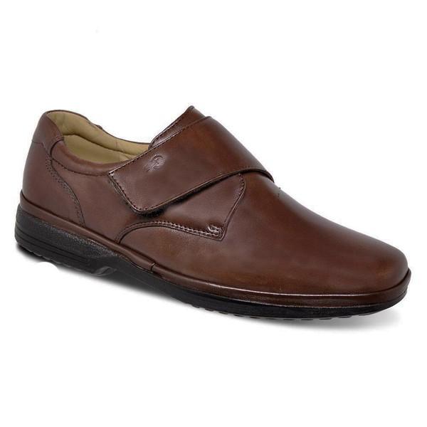 Sapato para Pés Sensíveis Soft Sapatoterapia Café
