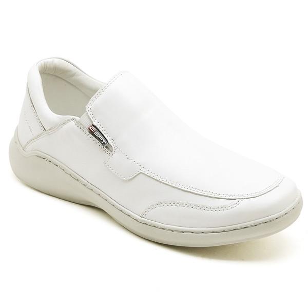 Sapato Casual Leve Sapatoterapia Branco Versailles
