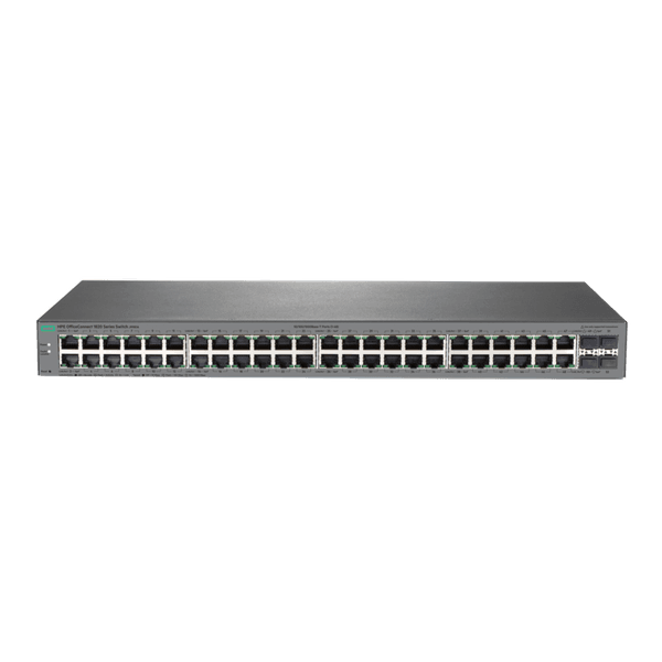 Switch 48 portas 10/100/1000 + 4 sfp hpe officeconnect 1820 48g