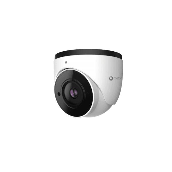 Camera ip dome metal 5mp, h.265, 3.6mm 5 analit. ik10