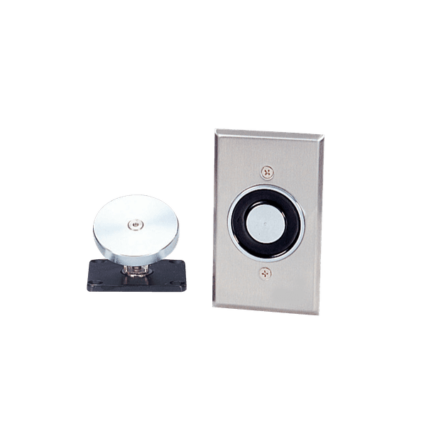 DOOR HOLDER PAREDE DE EMBUTIR 24V INOX GD900W-24