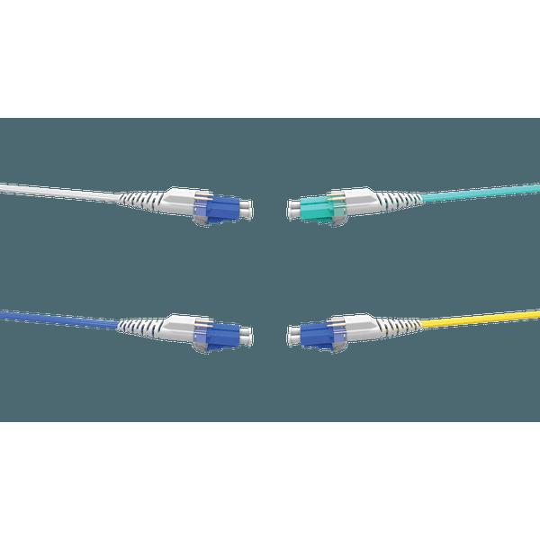 Patchview cordao inteligente mmf50 om3 lc duplex lszh 2.0m