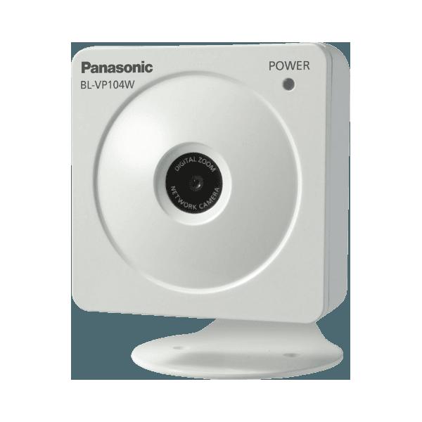 Camera colorida p/rede dados (ip) bl-vp104wbr