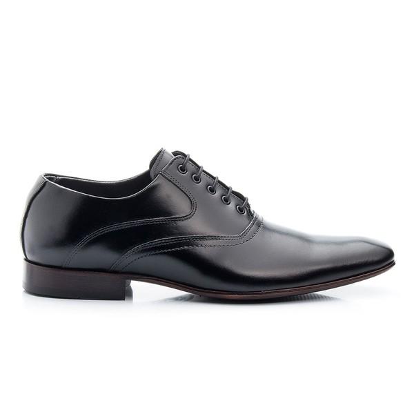 Sapato Social Preto Clássico Roma