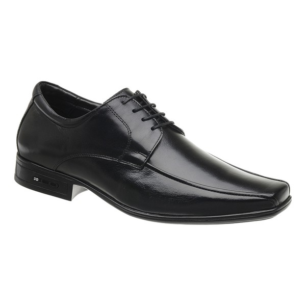 Sapato Jota Pe Preto Air 3D Executive