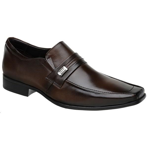 Sapato Jota Pe Marrom Air Quartz