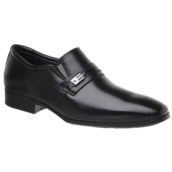 Sapato Jota Pe Preto Air Confort Fit