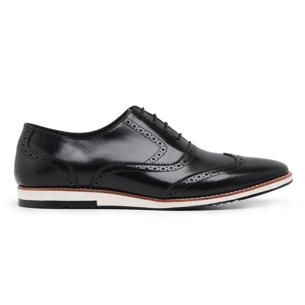 Sapato Casual Oxford Preto