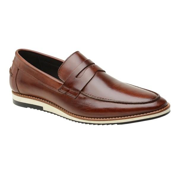 Sapato Casual Marrom Malbork
