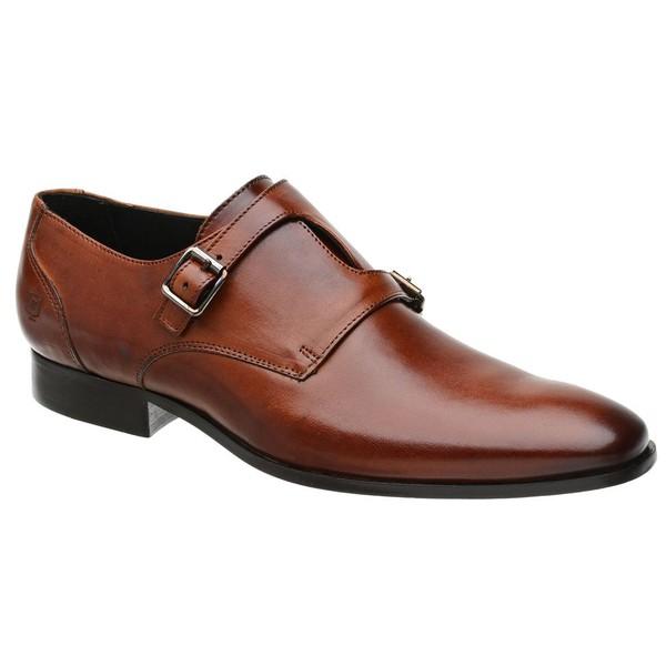 Sapato Social Caramelo Malbork