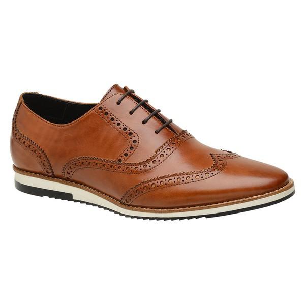 Sapato Casual Oxford Marrom