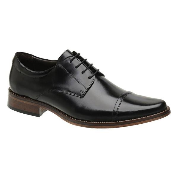 Sapato Social Preto Malbork