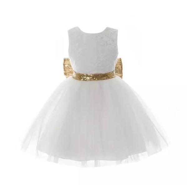 Vestido Princess White