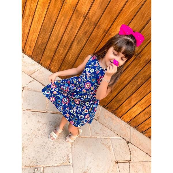 Vestido Verão Florido