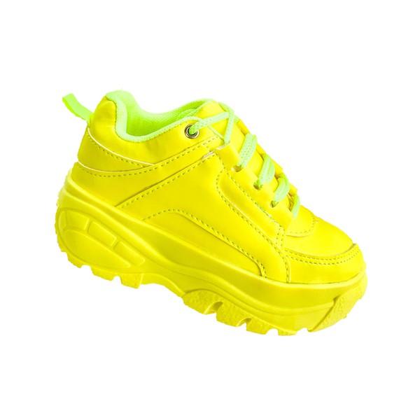 Tenis Buffalo Yellow