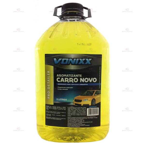 Aroma Carro Novo Vonixx 5lts - 130