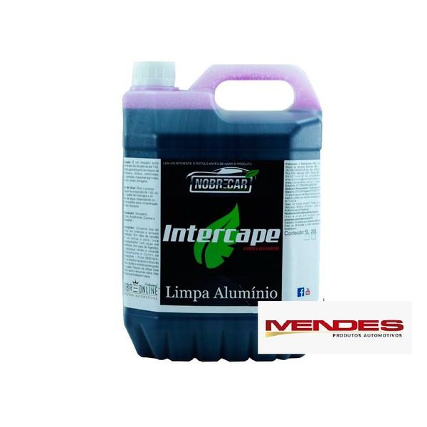 Intercape 5l - Limpa Alumínio (nobre Car) - 548
