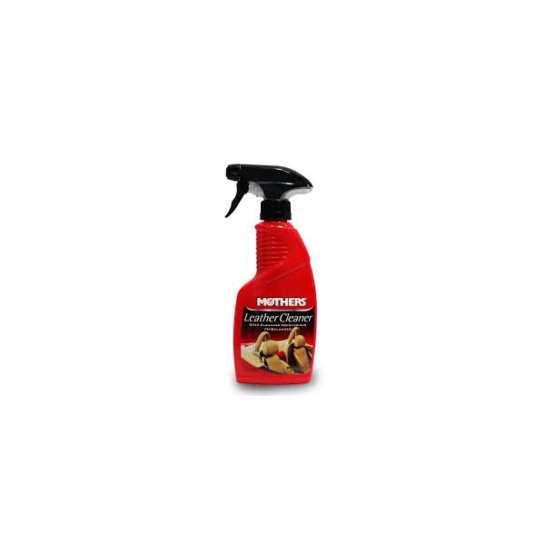 Leather Cleaner Mothers Limpador De Couro 355ml - 112