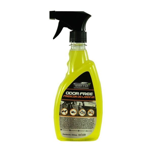 Odor Free - Frescor De Laranja - Linha Premium 500ml (nobre Car) - 542
