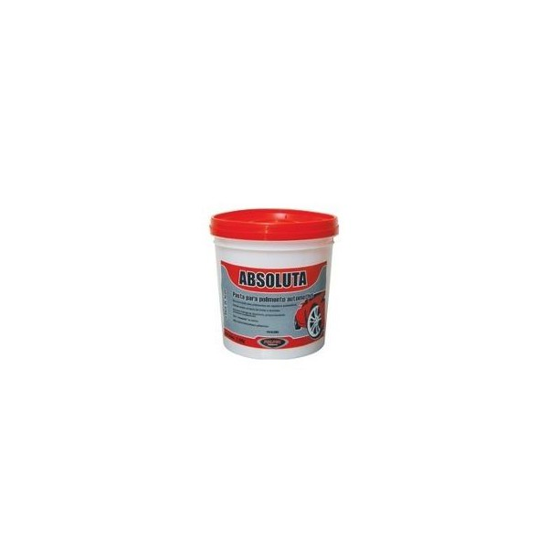 Pasta Para Polimento Automotiva Absoluta - 3,600 Gr - 21