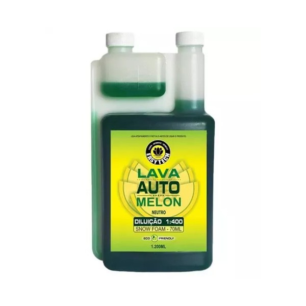 Shampoo Melon - 1,2 L - EasyTech Shield.