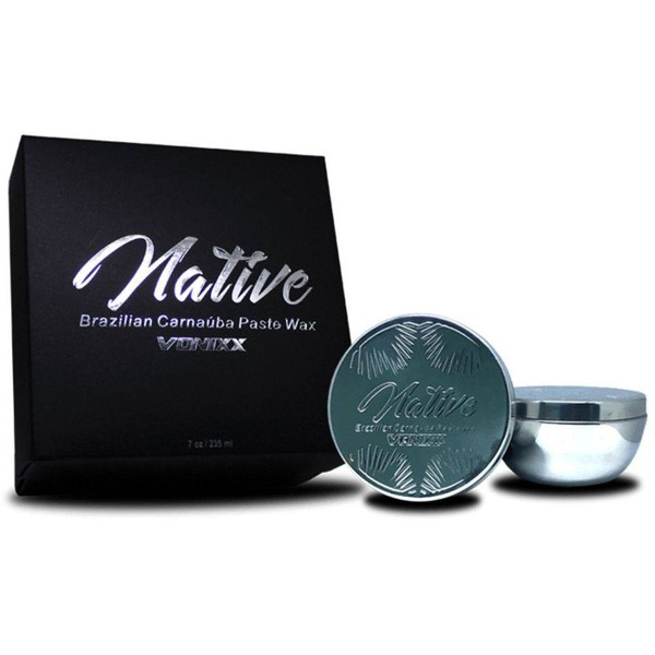 Native Brazilian CarnaÚba Paste Wax - 388