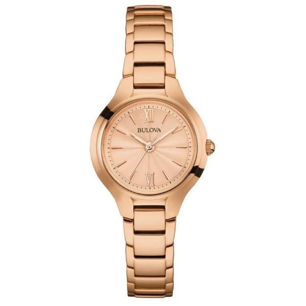 Relógio Bulova Feminino Classic Rosé