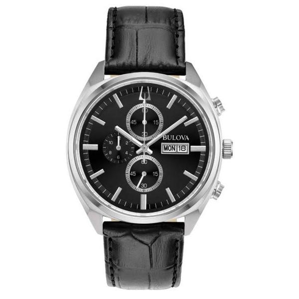 Relógio Bulova Masculino Classic Couro