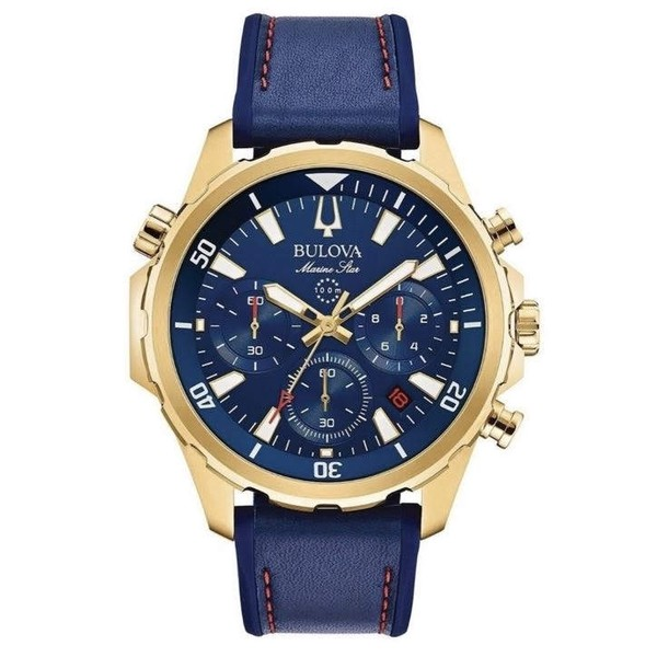 Relógio Bulova Masculino Marine Star Cronógrafo
