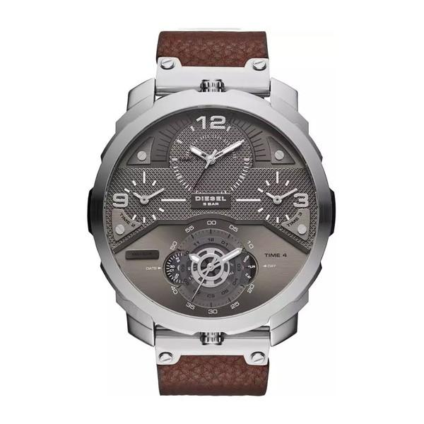 Relógio Diesel Masculino Couro
