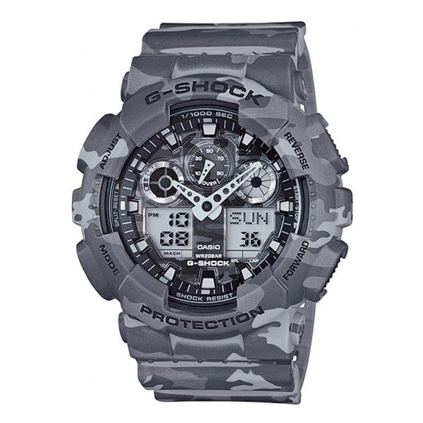 Relogio G-Shock Masculino AnaDigi Camuflado