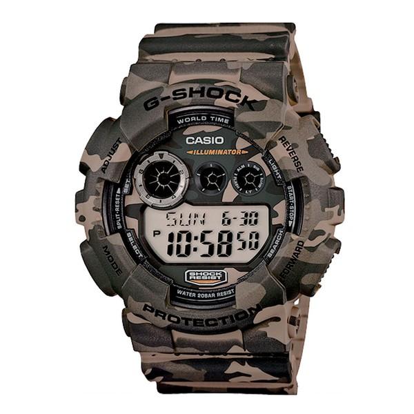 Relogio G-Shock Masculino Digital Camuflado