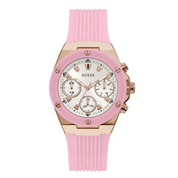 Relógio Guess Feminino Multifunção Rosa