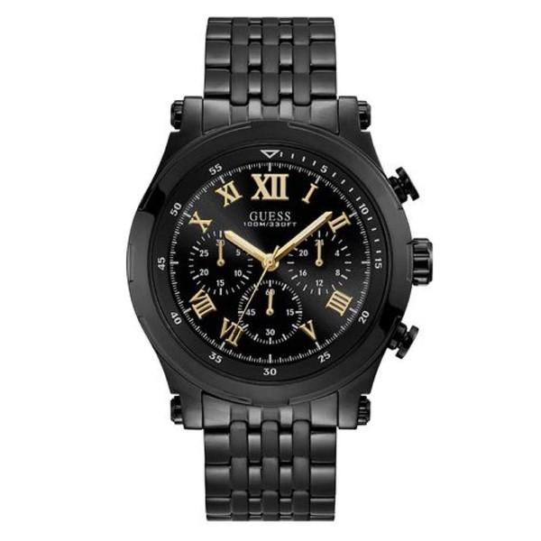 Relógio Guess Masculino Multifunção Preto