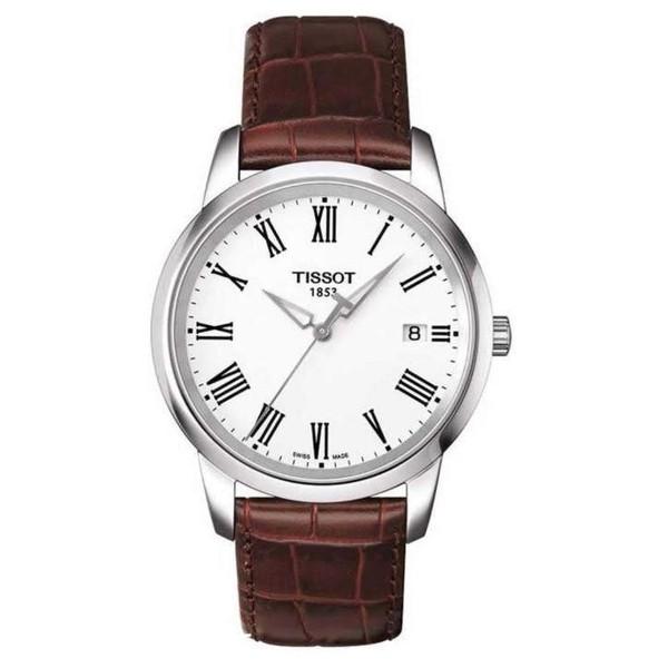 Relógio Tissot Masculino Class Dream Couro