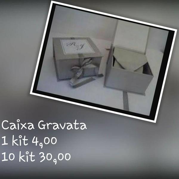 KITS DE CARTONAGEM PARA CAIXA GRAVATA 10X10X8