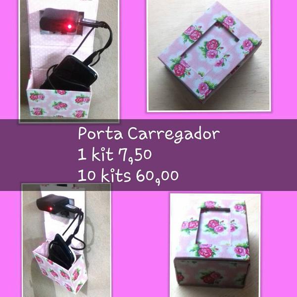 KITS DE CARTONAGEM PARA PORTA CARREGADOR- 10KITS