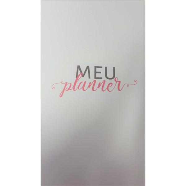 Kits de Planner Permanente Aquarela -IMPRESSO