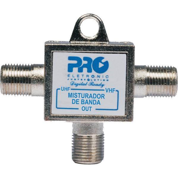 Misturador VHF + UHF - PQMB-2300B
