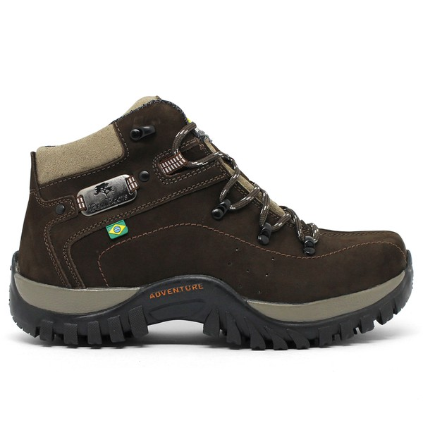Bota Bell Boots Adventure 650 - Chocolate