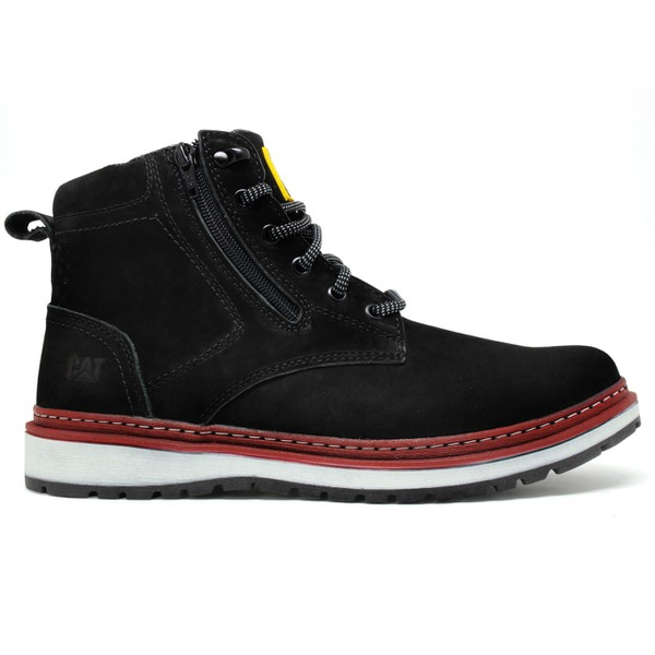 Bota Zip One - Preto